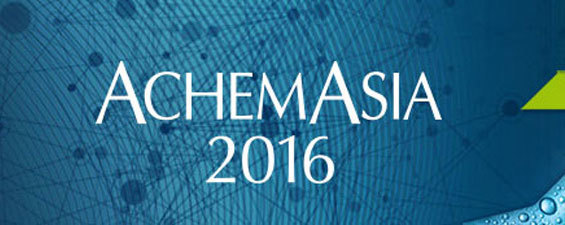AchemAsia 2016: Leading trade show for the process industries in China for the tenth time