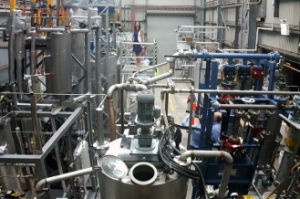 _MCi research pilot plant for CO2 mineral carbonation