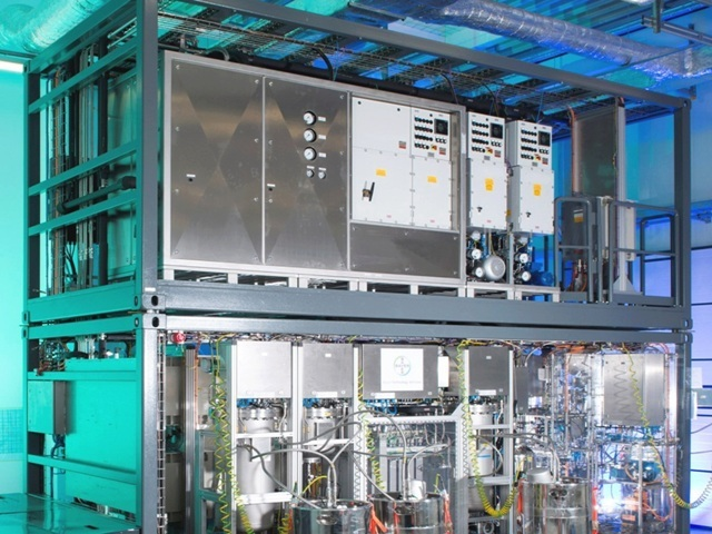 DECHEMA | Advanced Manufacturing and Modular Production in Chemical