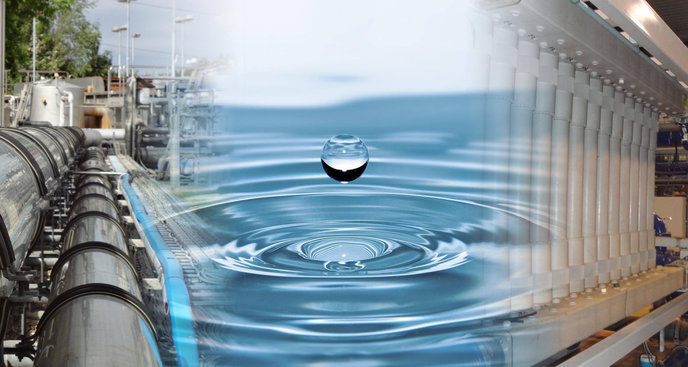 dechema industrial water 2018