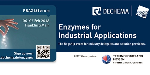 Praxisforum Enzymes for Industrial Applications